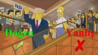 Simpsonlar Geleceği Nasıl Biliyor ? Doğrular ve Yanlışlar