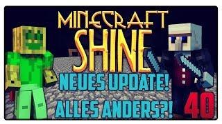 Neues Update   Komplett neues Kampfsystem   Late Folge   Minecraft SHINE #40   Vicevice
