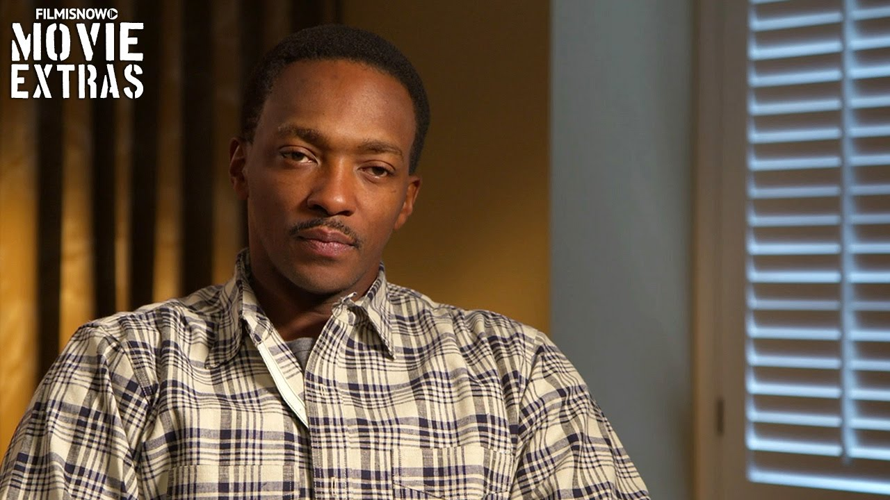 Triple 9 (2016) Behind The Scenes Movie Interview - Anthony Mackie