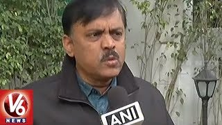 BJP Leader GVL Narasimha Rao Fires On Alliance Of Congress and JDS Party At Karnataka
