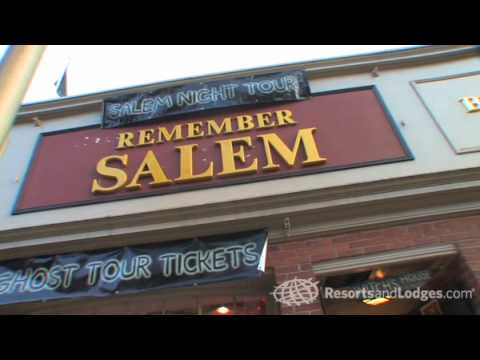 Salem Massachusetts - Destination Video