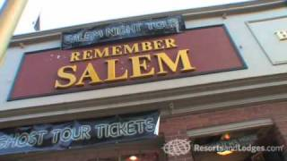 Salem Massachusetts - Destination Video - Travel Guide