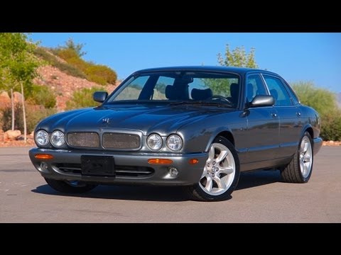 2003 Jaguar XJR Supercharged-Test Drive &#8211; Viva Las Vegas Autos