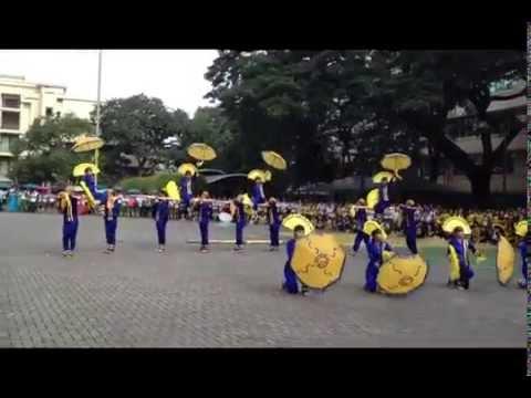 FEU IAS Dance Company Kadayawan Festival