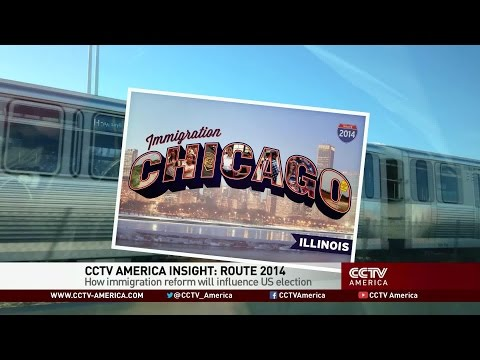 Route 2014: Views on immigration reform in Chicago
