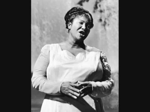 "mahalia jackson    ""in the upper room"""