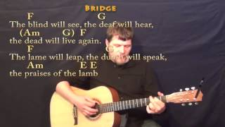 Mary Did You Know - Strum Guitar Cover Lesson in Am with Chords/Lyrics