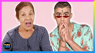 Abuelas React to Bad Bunny