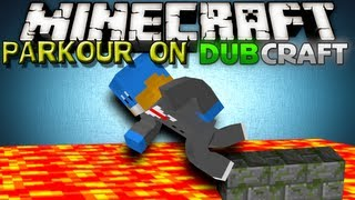 Minecraft Server Parkour! - DubCraft Trollyness!!!