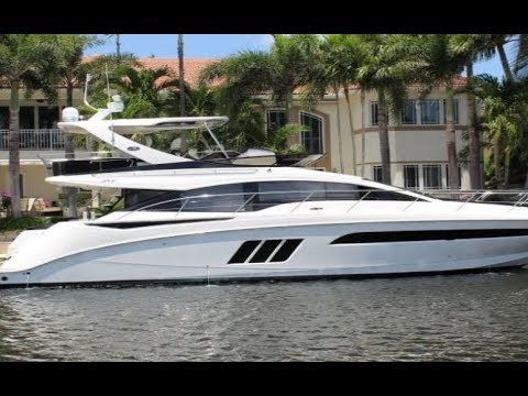 2016 Sea Ray 510 Fly Yacht For Sale at MarineMax Pompano, Florida