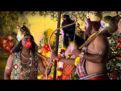 Ramlila by Lav Kush Ramlila Committee