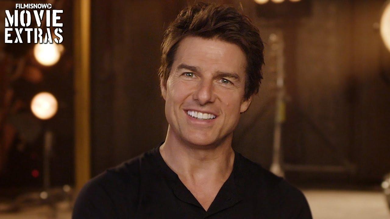 Jack Reacher: Never Go Back | On-set visit with Tom Cruise 'Jack Reacher'
