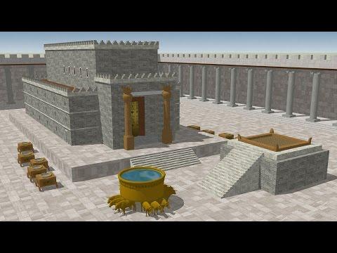 Solomon's Temple 1 Kings 6-7