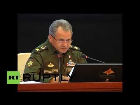 Russia: Shoigu praises Vostok-2014 drills as great success