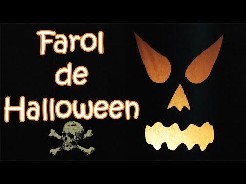 Manualidades Para Halloween Farolito Para D A De Muertos Of Cosas De - Cosas-de-halloween-para-hacer-en-casa
