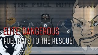 Elite: Dangerous - Fuel Rats to the Rescue!