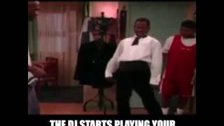 Martin Lawrence dancing