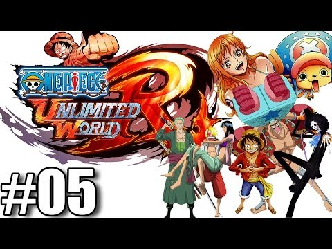 One Piece Unlimited World Red : Playthrough #05 video