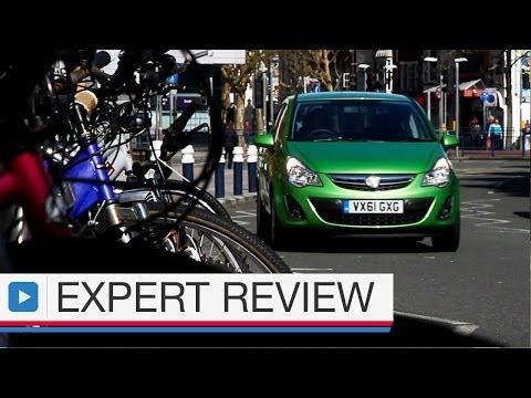 Vauxhall Corsa hatchback car review