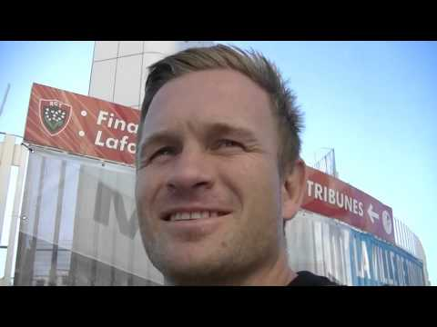 Rugby RCT Toulon vs The Shaks Arrivée Team Sud Afrique Training Stade Mayol Live TV Sports 2016