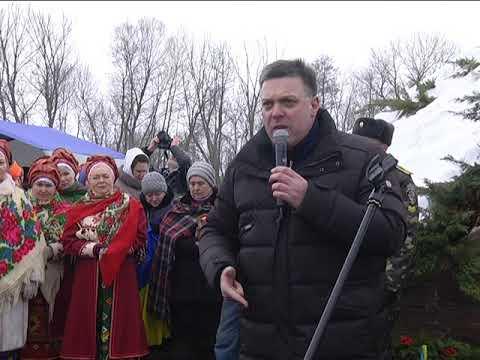 Не дійшло б до новітніх Крут на Донбасі, якби влада не гендлювала з ворогом, ‒ Олег Тягнибок