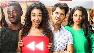 Top 5 YOUTUBE REWIND Video Compilation ( Youtube Rewind 2016 #YoutubeRewind )
