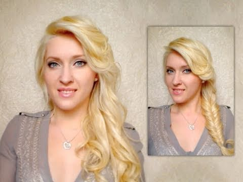 I'm wearing Glam Time clip-in hair extensions http://www.GlamTimeHair.com and I talk about them in detail in http://www.youtube.com/watch?v=YaPVEwwE1DY They are made of 100% Remy human ...