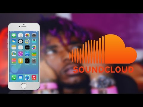 HOW TO MAKE A SOUNDCLOUD SONG ON iPHONE/iPAD! (Read description)