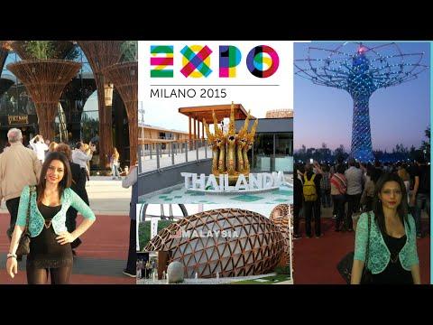 EXPO 2015 : GIRANDO PER IL MONDO CON NOI (VLOG + FOTO )