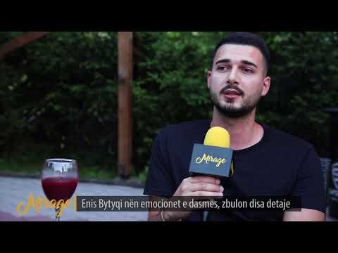 Ekskluzive: Enis Bytyqi zbulon datën e martesës, tregon kush do të këndojë - MIRAGE - 06.07.2018