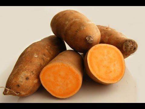 Сладкая картошка ботата ямс sweet potato yams