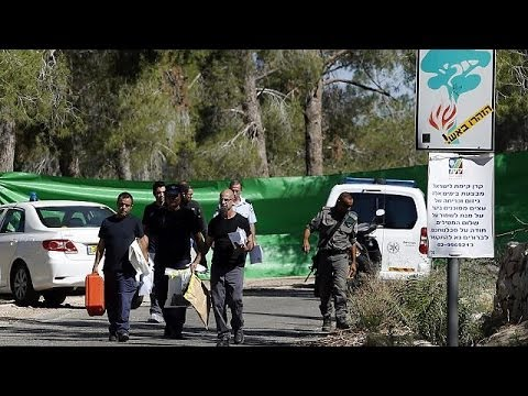 Israeli police find teen body in Jerusalem forest
