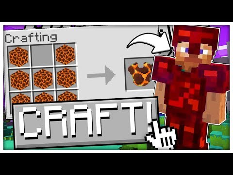 *UPDATE* NEW OP FANTASY ARMORS AND SWORDS MONSTER ISLAND!? (NEW MODS) - Minecraft Modded Minigame