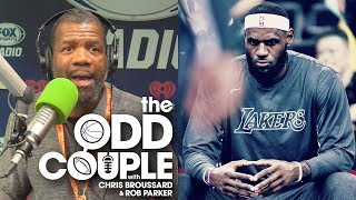 Rob Parker - LeBron James Is Selfish and All About The Money!