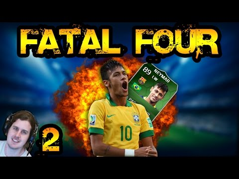 iMOTM NEYMAR FATAL FOUR EP2 | FIFA 14 ULTIMATE TEAM
