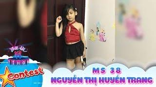 Biệt tài tí hon online | MS 38: Nguyễn Thị Huyền Trang