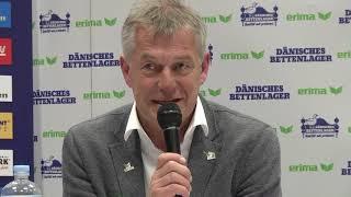 Pressekonferenz   |    SG - VfL Gummersbach 28:20