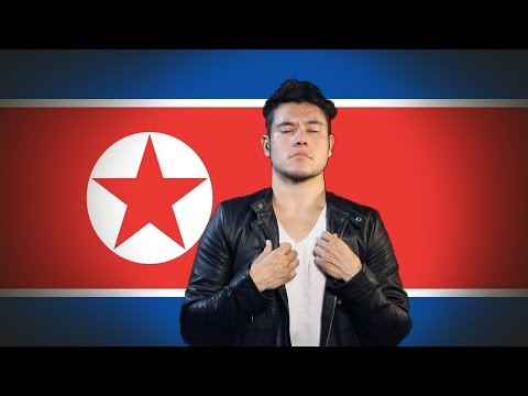 Flag Fan Friday NORTH KOREA (Geography Now!)