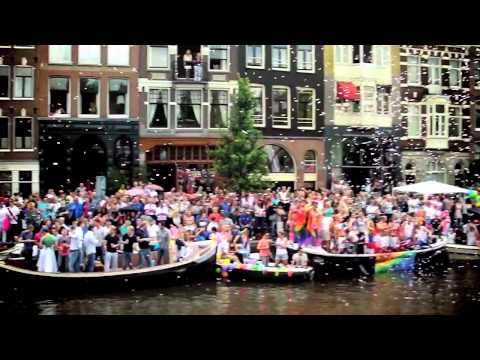From Russia without Love - Amsterdam Gay Pride 2013