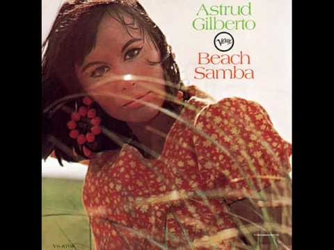 Astrud Gilberto - I Had The Craziest Dream