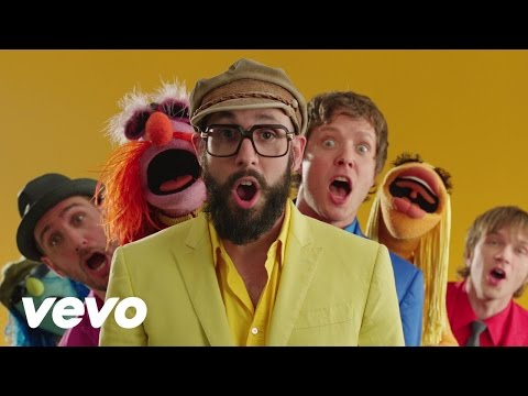 Best Branded Viral Video Ad Campaign   The Muppets & OK Go