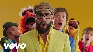 Клип OK Go - Muppet Show Theme Song ft. The Muppets