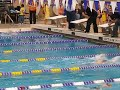 Elizabeth Johnston Altoona Swim Meet 12/12/2008
