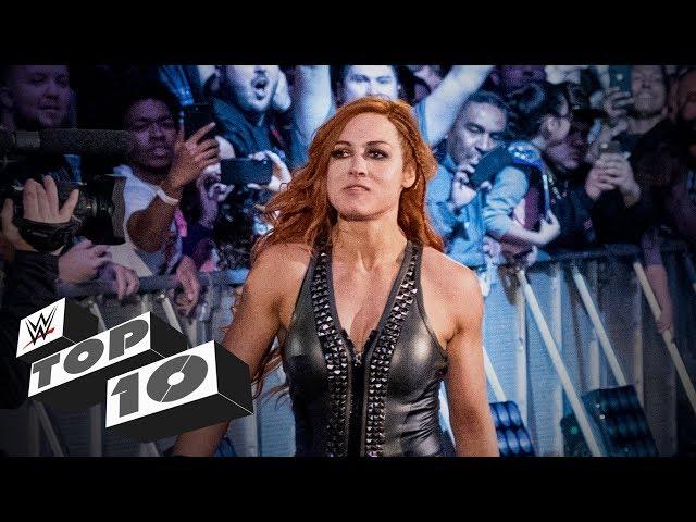 Loudest Royal Rumble Match pops: WWE Top 10, Jan. 19, 2020 thumbnail