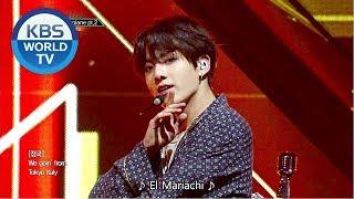 Bts 방탄소년단 Airplane Pt 2 Music Bank Comeback 2018 05 25