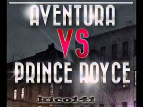 Aventura Vs Prince Royce video
