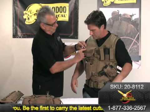 Tactical Vest Vest Voodoo Tactical