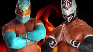 WWE Hell In a Cell 2011: Sin Cara Vs Sin Cara Match Card [HD]