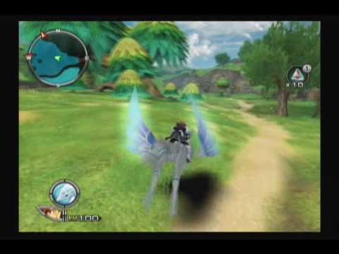 Spectrobes Origins (Wii) Walkthrough Part -66- Playthrough (sidequests)