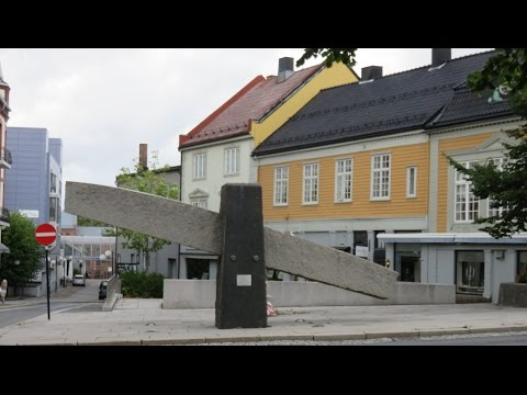 A Tourist's Guide to Moss, Norway